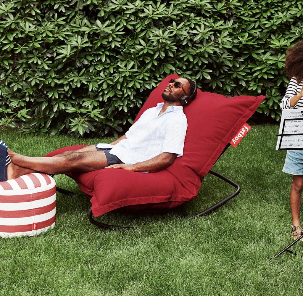 Jeromin Outdoor: Sitzsack von Fatboy